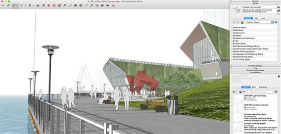 Google Sketchup 2018 Pro Crack Latest Free Download