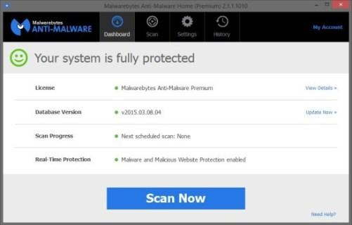 Malwarebytes Anti-Malware 3.5.4 Crack + Serial Key Free Downloads