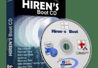Hirens BootCD PE 1.0.1 Torrent Crack + License Key Free Download