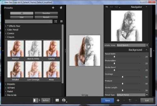 Alien Skin Snap Art 4 Crack + Keygen Key Free Download