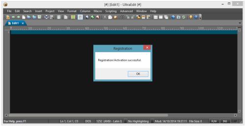 UltraEdit v23.20 Full Version Crack + Lifetime Activation Key Free Download