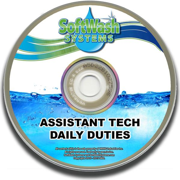Assistant Tech Daily Duties