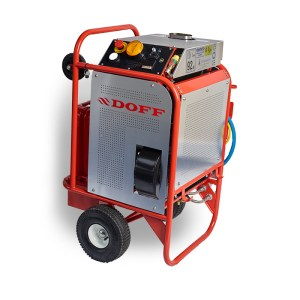 Doff Steam System