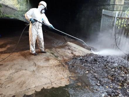 concrete cleaning www.softwashscotland.com