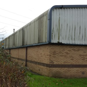 Metal Cladding Cleaning