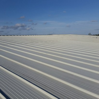 Roof Cleaning Commercial Property