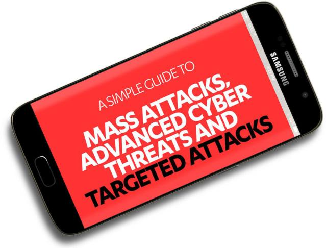 Infographic Cyber Threats & Attacks Preview