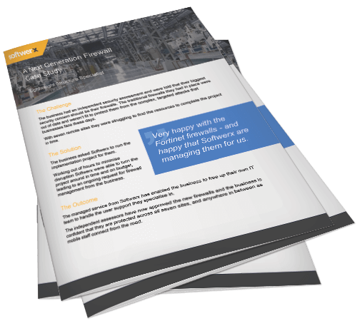 Preview of firewalls in the manufacturing sector case study