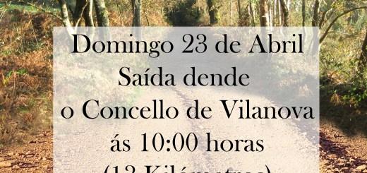 Andaina Solidaria en Vilanova