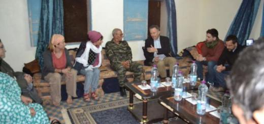 Diputados España destino Campamentos de Refugados Saharauis