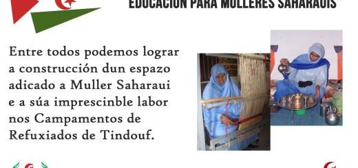 Centro mujer saharaui