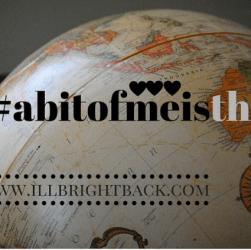 #ABITOFMEISTHERE:un tag per raccontare un'emozione