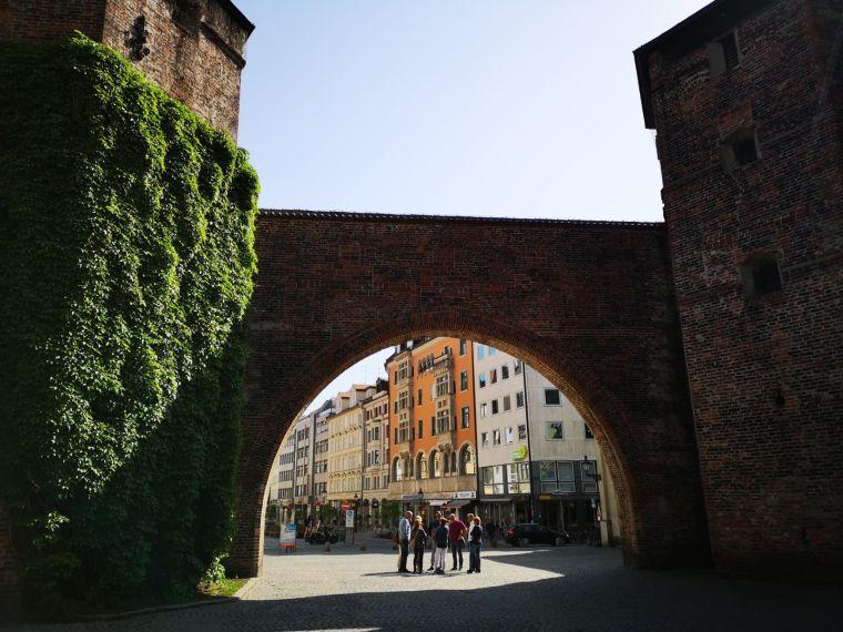Sendlinger Tor Monaco di Baviera