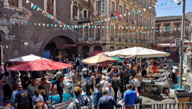 Mercato di Catania