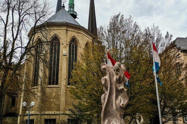Notre Dame Lussemburgo