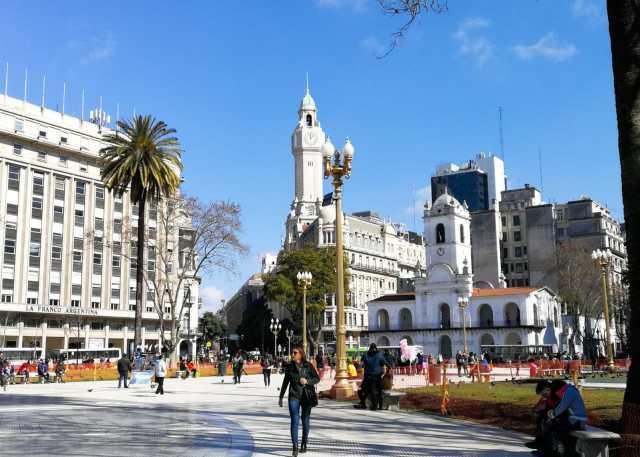 Cabildo Historico Buenos Aires