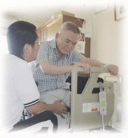 訪問介護・リハビリテーション