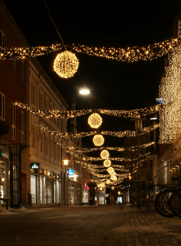 Sct Mathias Christmas Glamour