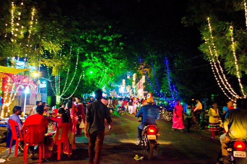 Durga Pujo 2014 @ Jamshedpur - Maha Navami (6/6)