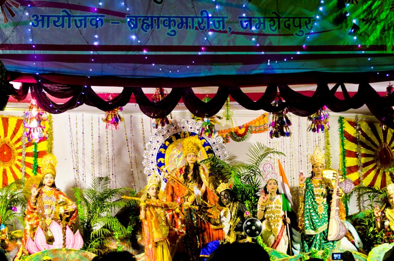 Durga Pujo 2014 @ Jamshedpur - Maha Navami (3/6)
