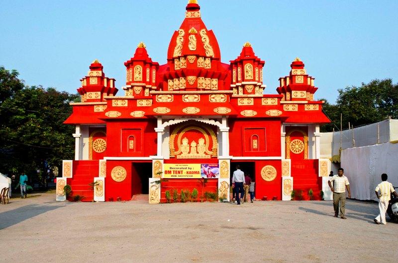 Durga Pujo 2014 @ Jamshedpur - Maha Ashtami (6/6)