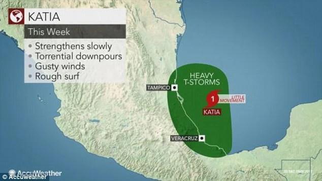 Bộ ba siêu bão đang hoành hành dữ dội trên Đại Tây Dương - Ảnh 3.