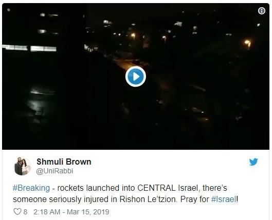 NÓNG: Trái tim Tel Aviv bị tấn công nghiêm trọng nhất kể từ 2014 - Hãy cầu nguyện cho Israel! - Ảnh 1.