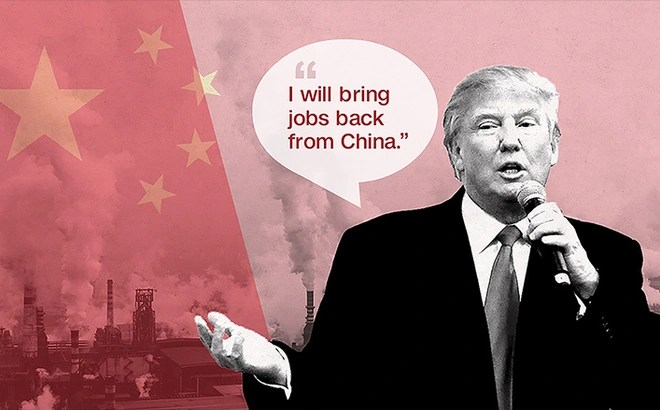 Điện mừng Tập Cận Bình gửi Donald Trump hé lộ tương lai quan hệ Mỹ - Trung