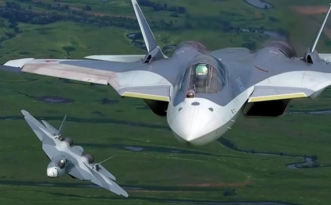 """Su-57 Nga """"đánh bại"""" F-22 và F-35 Mỹ ngay từ đầu: Lý do chính được hé lộ"""