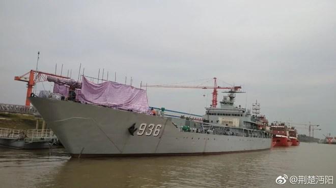 Lộ diện vũ khí nguy hiểm bậc nhất của Hải quân Trung Quốc - Ảnh 2.