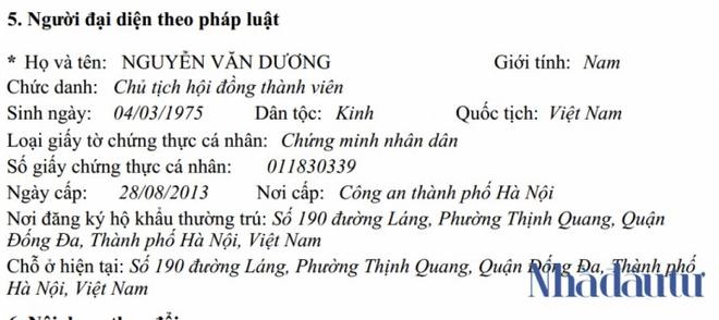 Đại gia bí ẩn Nguyễn Văn Dương, từ đầu tư UDIC đến ông trùm đánh bạc trá hình CNC - Ảnh 1.