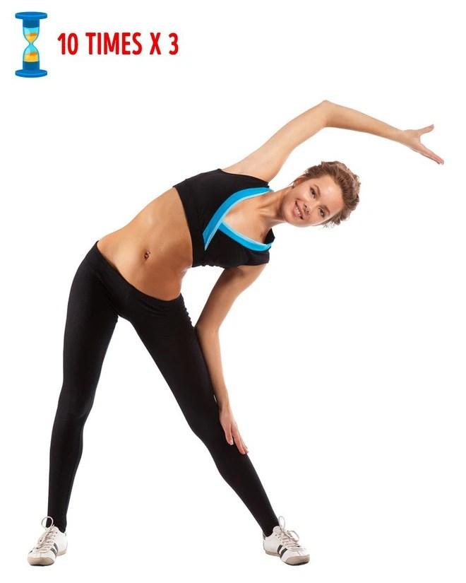 Xấu hổ vì bụng tích đầy mỡ: Đừng bỏ qua bài tập đánh tan mỡ bụng hiệu quả ngay tại nhà - Ảnh 3.