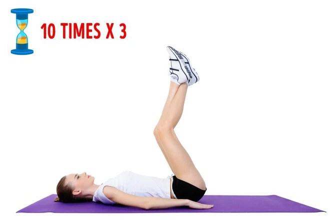 Xấu hổ vì bụng tích đầy mỡ: Đừng bỏ qua bài tập đánh tan mỡ bụng hiệu quả ngay tại nhà - Ảnh 4.