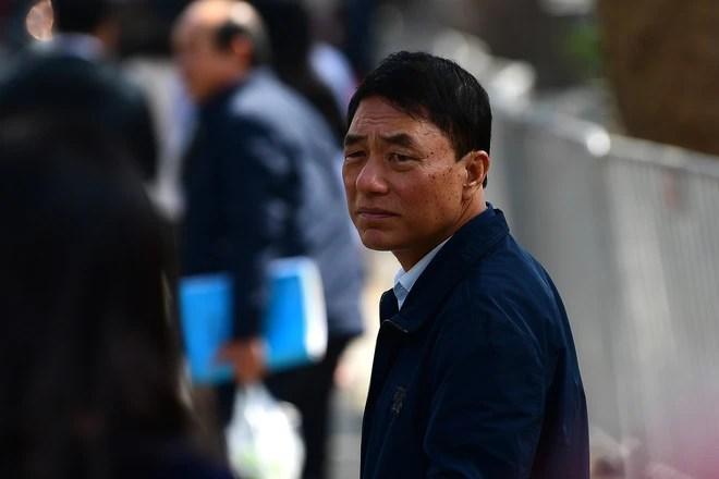 Sau khi bị tuyên hơn 30 tháng tù, 2 cựu Thứ trưởng Bộ Công an bình thản rời tòa - Ảnh 15.