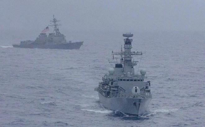 Vì sao nguy cơ đối đầu quân sự giữa Mỹ - Trung ở Biển Đông ngày càng lớn?