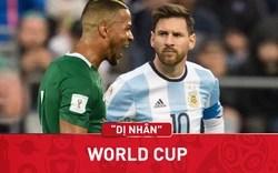 """""""Quái vật tí hon"""" Messi sẽ tan giấc mộng trước gã """"đại bàng khổng lồ"""" này?"""