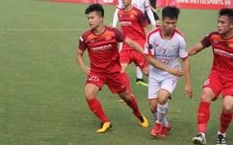 U23 Việt Nam 0-0 CLB Viettel: U23 Việt Nam bỏ lỡ quá nhiều cơ hội