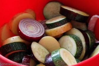 Grillet_grønnsaker