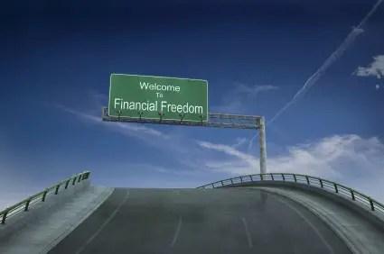 kebebasan kewangan