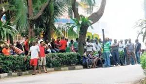 Warga Afrika merusuh di Kajang