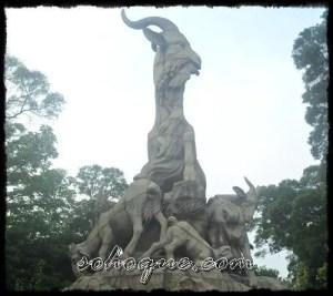Tugu kambing guangzhou