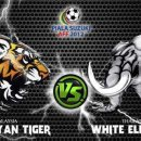 Piala Suzuki AFF: Malaysia Vs Thailand