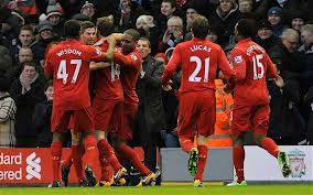 Liverpool vs Norwich - pemain raikan gol
