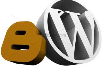 Blogger-Wordpress