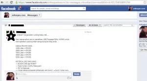 Tawaran LIKE Facebook Page