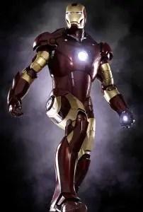 Iron Man sequel pertama