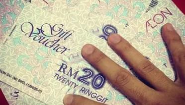 RM600 sebagai hadiah juara
