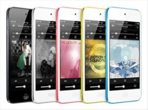 warna iphone 5C