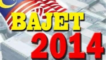 pembentangan belanjawan 2014