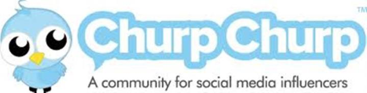 churp churp logo